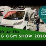 Swift Group Motorhomes | Caravan Camping And Motorhome Show 2020 Pt2