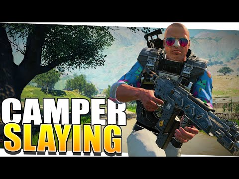 CAMPERS PARADISE | CoD BLACKOUT | BATTLE ROYAL