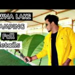 Best Budget Tent Camping at Pawna Lake