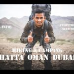 Dubai Hatta (Oman) Camping and Hiking, GREAT OUTDOORS  | ALL INFO | EVERYTHING YOU NEED TO KNOW!