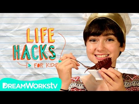 Feather Hacks | LIFE HACKS FOR KIDS