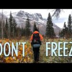 Gear Must-Haves for the Freezing Rain