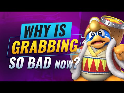 GRABBING IS AWFUL in Smash Ultimate