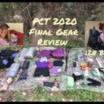 My PCT 2020 Thru-hike: Final Gear Review, 12# Base Wt – w/Gear Links and Weights
