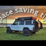 How to save space when camping, touring and Overlanding