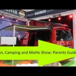 The Caravan, Camping and Motorhome Show (Feb 2020) – Parents Survival Guide!