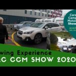 Aileen's Towing Experience | Caravan Camping And Motorhome Show 2020 Pt4