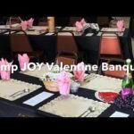 Camp JOY Valentine Banquet 2020