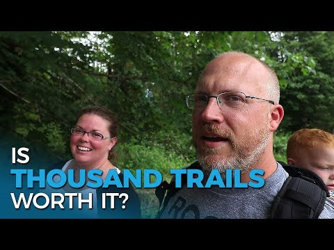 IS A THOUSAND TRAILS CAMPING PASS Worth the Price?