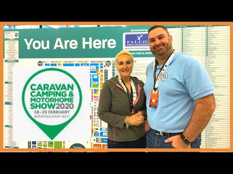 The Caravan, Camping and Motorhome Show (Feb 2020)