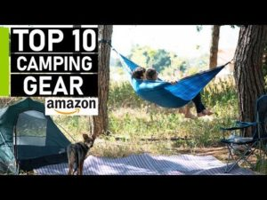 Top 10 Coolest Camping Gear & Gadgets on Amazon 2020