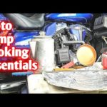 Motorcycle Camping Cooking Gear and Tips 2020