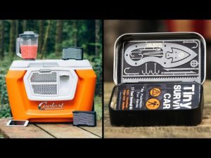 TOP 10 NEW CAMPING SURVIVAL GEAR 2019 -2020